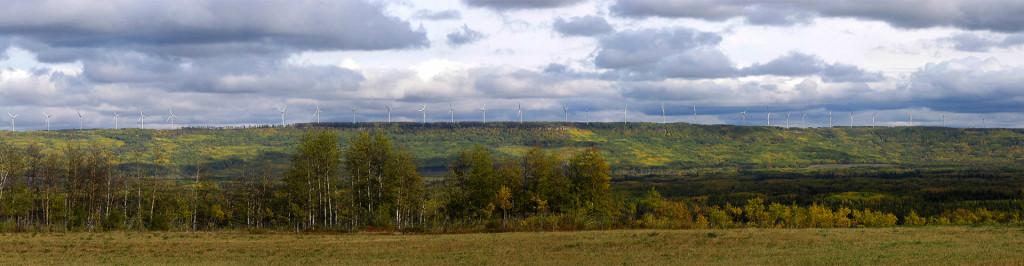 Bear Mountain Aeolis Wind Power Corporation